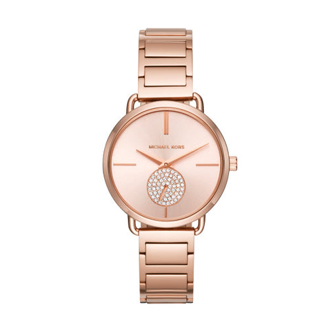 Michael Kors Portia Rose Bracelet Watch MK3640