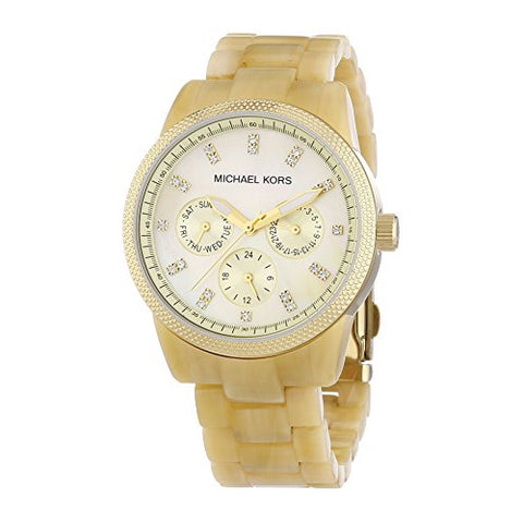 Michael Kors Ladies Ritz Horn Watch MK5039