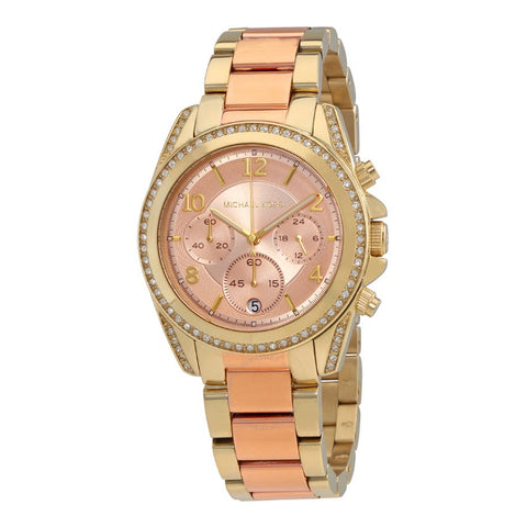 Michael Kors Ladies' Chronograph Watch MK6316