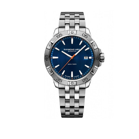 RAYMOND WEIL FREELANCER GENTS WATCH