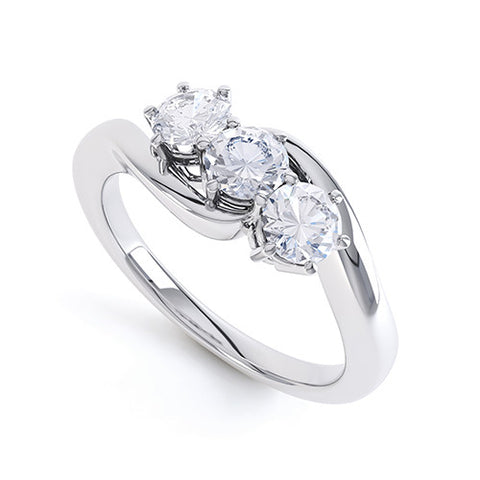 PHOEBE - MT03257-Diamond Engagement Ring-Design Centre Jewellery