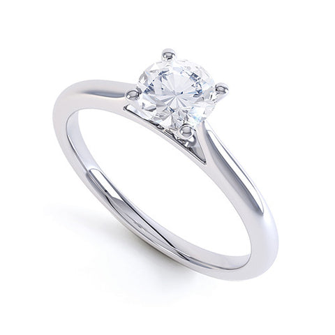 LAURA - R12016-Diamond Engagement Ring-Design Centre Jewellery