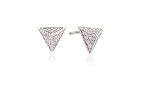 PECETTO PICCOLO EARRINGS BY SIF JAKOBS-Design Centre Jewellery