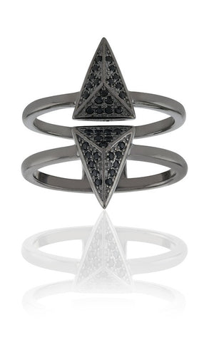 PECETTO DESIGNER RING BY SIF JAKOBS