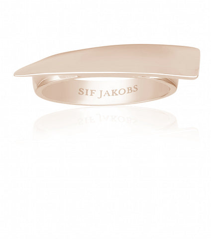 PILA PIANURA RING BY SIF JAKOBS-Design Centre Jewellery