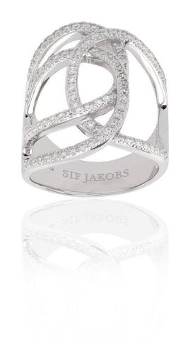 SIF JAKOBS FUCINO DESIGNER RING-Design Centre Jewellery