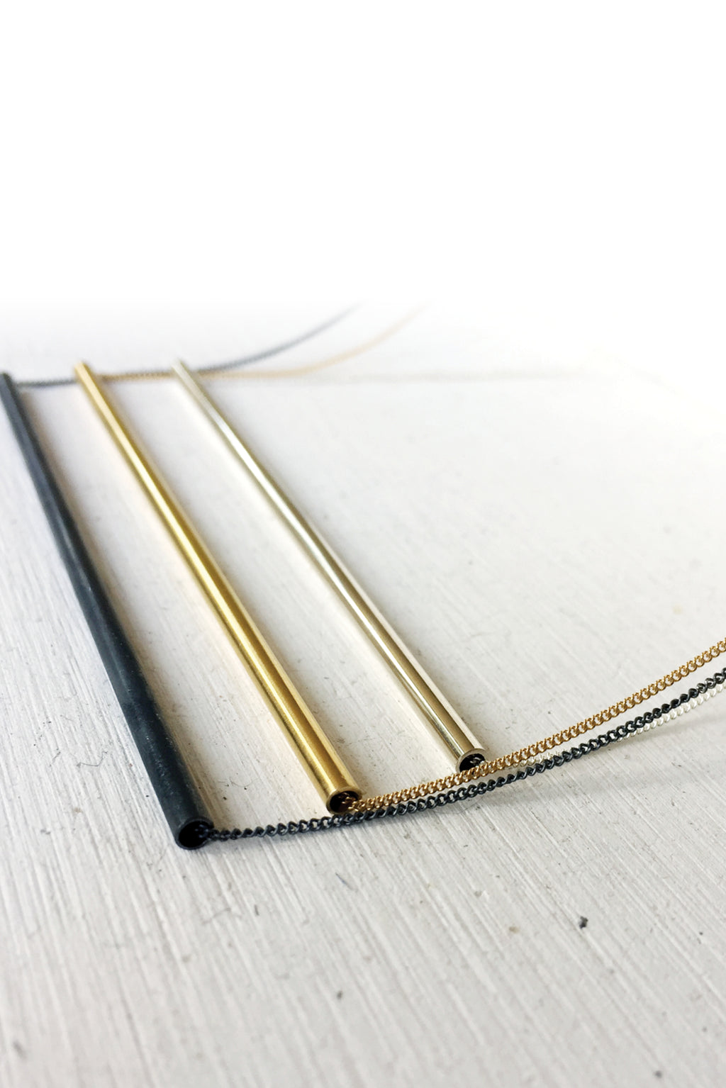 Necklace Silver Lining // Sterling Silver