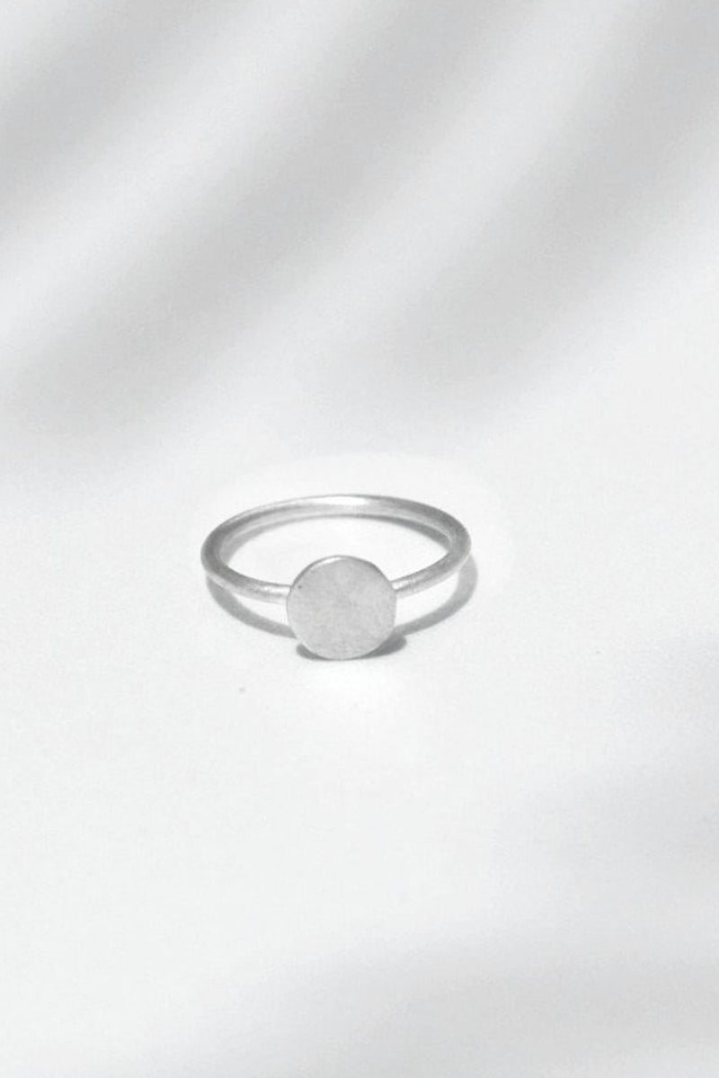 Dot Ring // Sterling Silver
