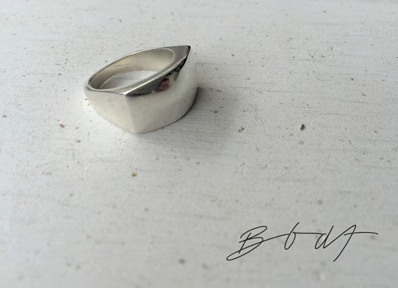 Ring Stardust* // Sterling Silver