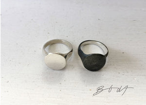 Ring Grandma's // Sterling Silver