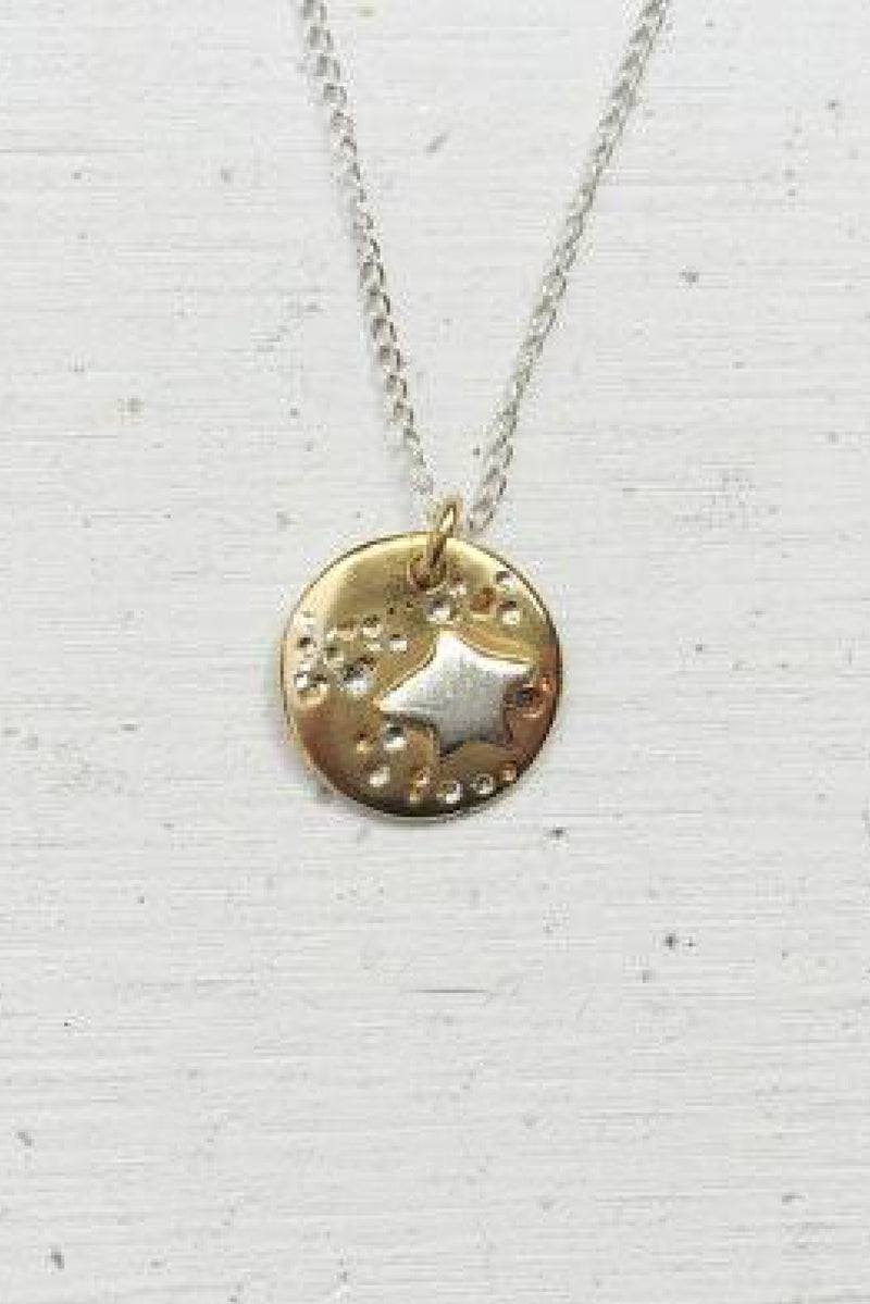 Necklace Little Prince // Gold Plated
