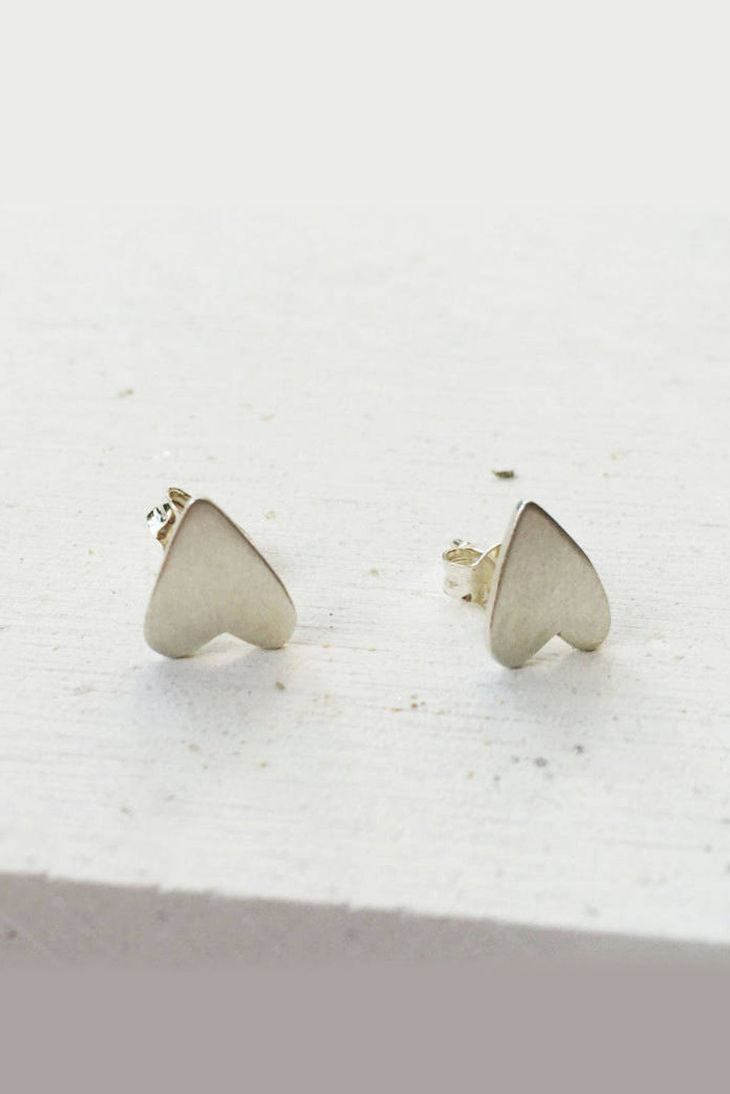 Earrings Love is... // Sterling Silver
