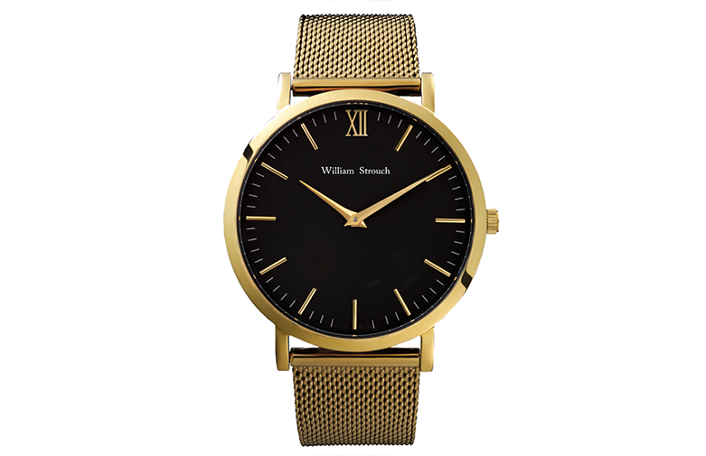 William Strouch Gold Watch