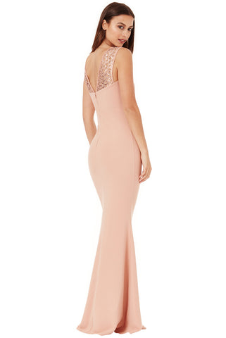 Rose Mauve Gown