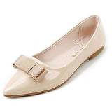 Nude Bow Flats - My Royal Closet