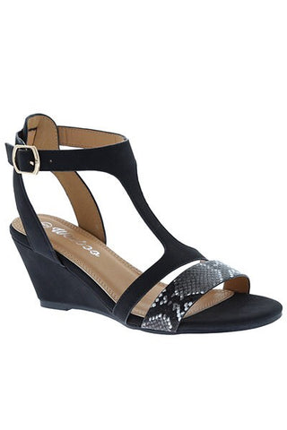 Black Snake Wedges