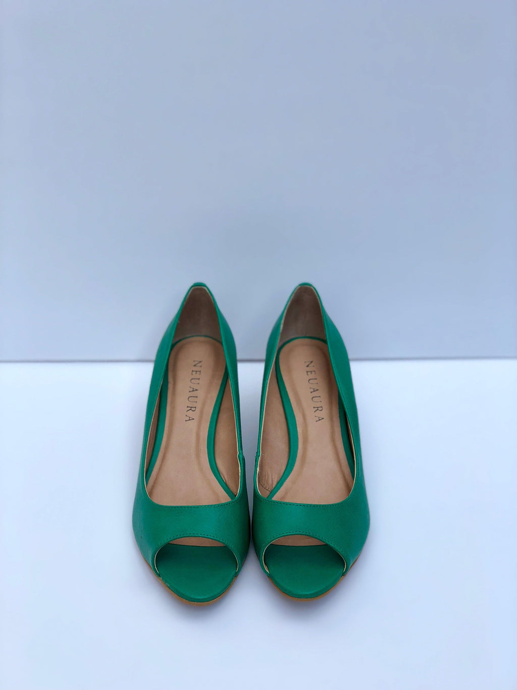 Deep Sea Neuaura Wedges - My Royal Closet