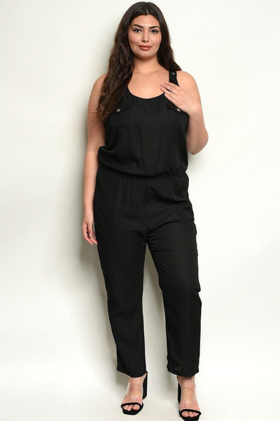 Royal Curves Tanya Jumpsuit - My Royal Closet