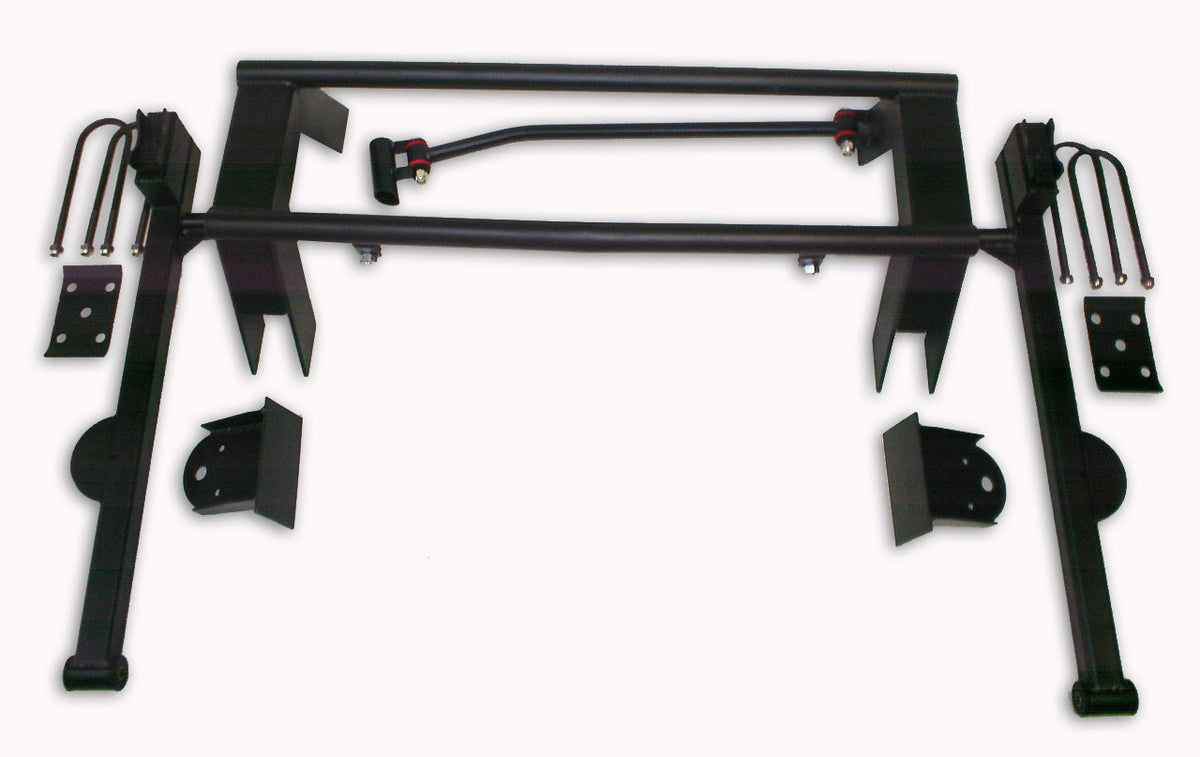 02-08 Dodge Ram 1500 rear air suspension kit