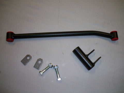 "Panhard Bar - 24"" long w/ mounts"