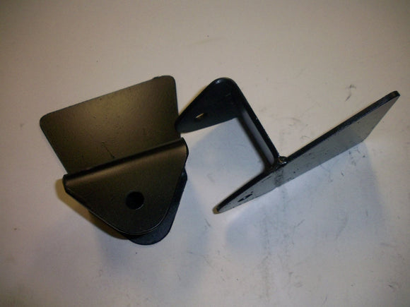 "UNDER FRAME BAR MOUNT 3"" WIDE PAIR"