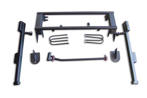 "99-06 Chevy/ GM 1/2 ton Rear Air Suspension Kit - Up to 28"" Wheel"