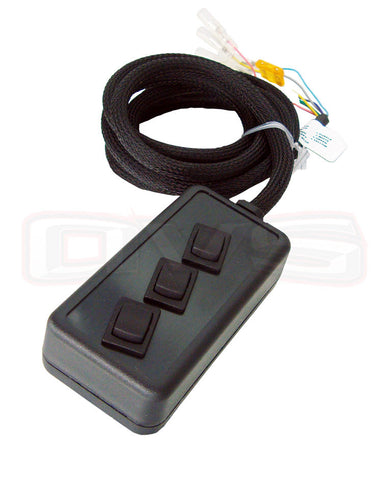 AVS 3 ROCKER SWITCH