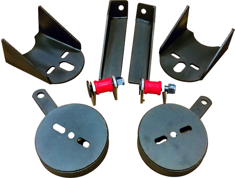 99'-06' Chevy/GMC Silverado 1500 Front Cup Kit w/ Shock Mounts
