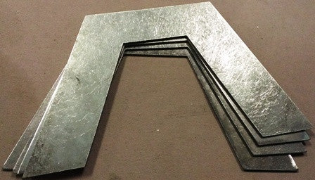 Universal Step Notch (Unwelded)