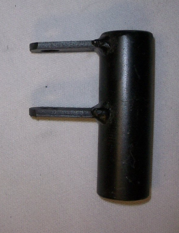 Panhard Bar Axle Mount - Flat
