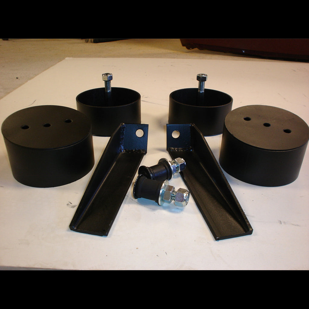 91-96 Caprice, Impala Front air suspension kit