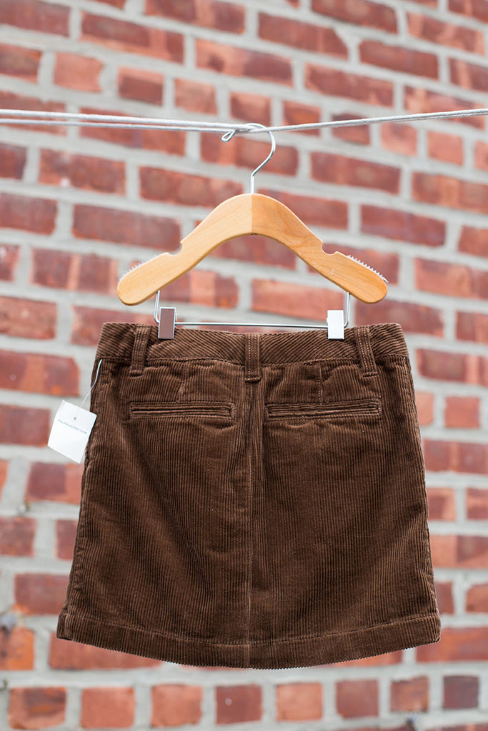 """BRAND NEW"" Corduroy Skirt"