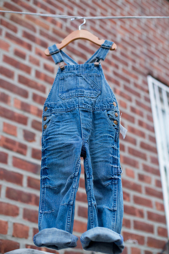 """BRAND NEW"" Denim Overalls"