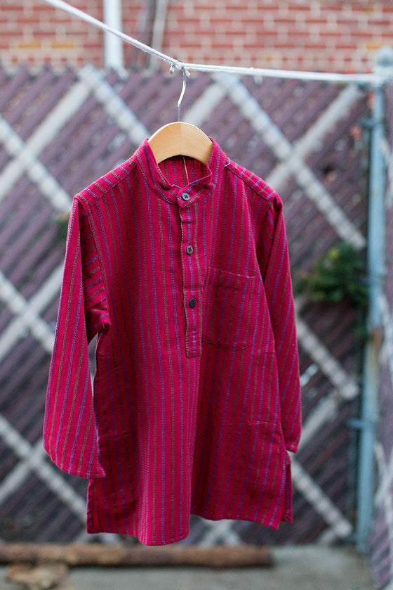 """BRAND NEW"" Striped Kurta Shirt"