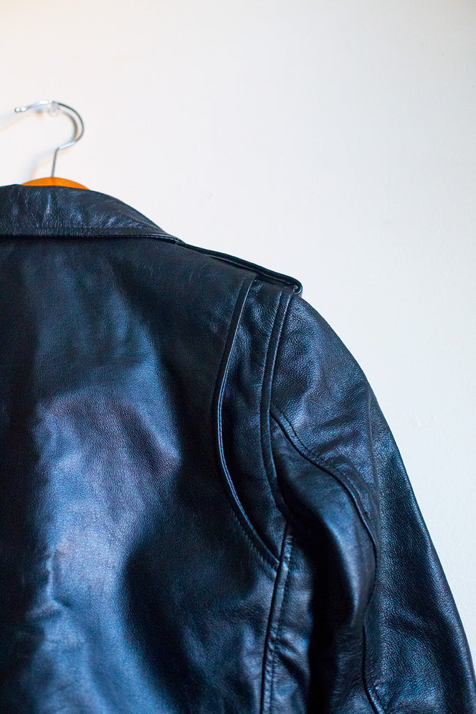 VINTAGE 100% Leather Jacket