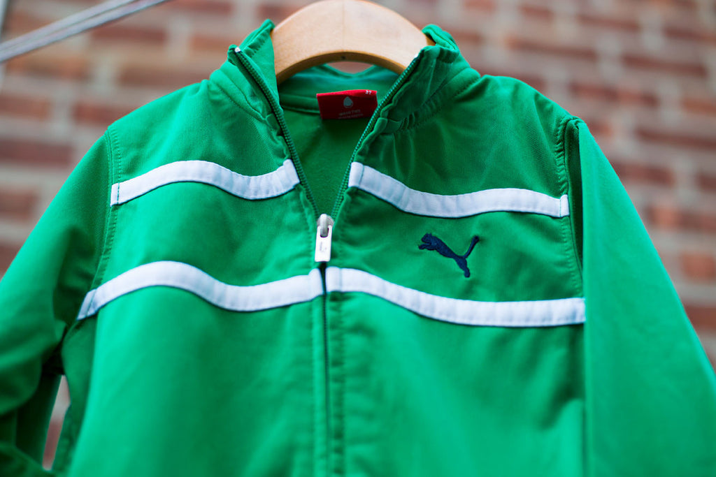 Athletic Track Jacket
