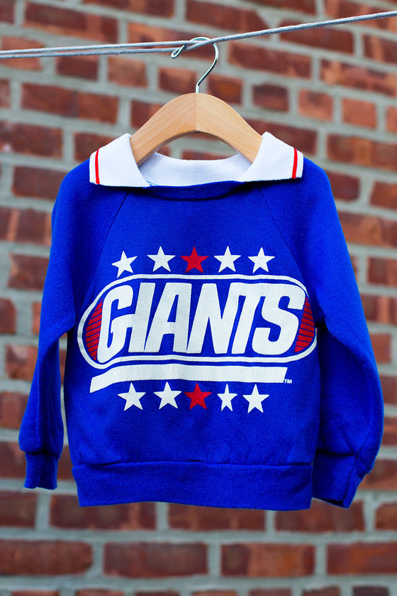 """GIANTS"" Vintage Sweater"
