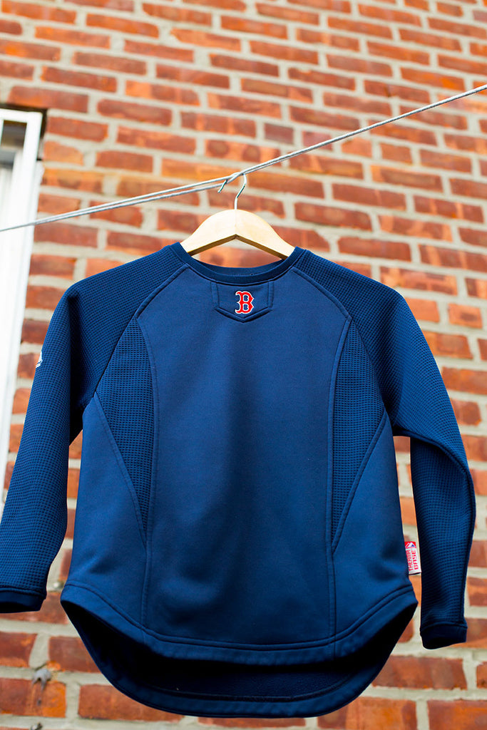 Boston Red Sox Practice Pullover Shirt