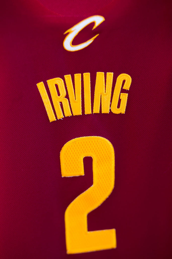 KYRIE IRVING Cleveland Cavaliers Jersey