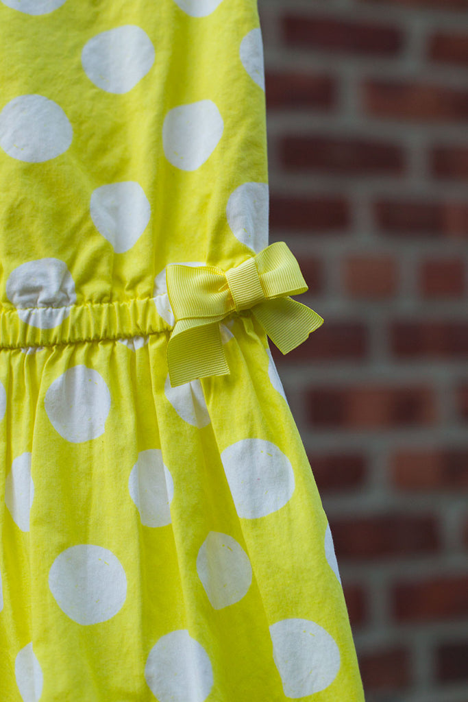 Polka Dot Summer Dress