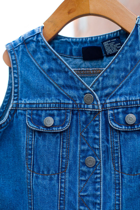 Vintage Gap Denim Dress