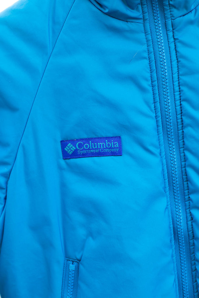 Unisex Reversible Old School Columbia Bomber Jacket