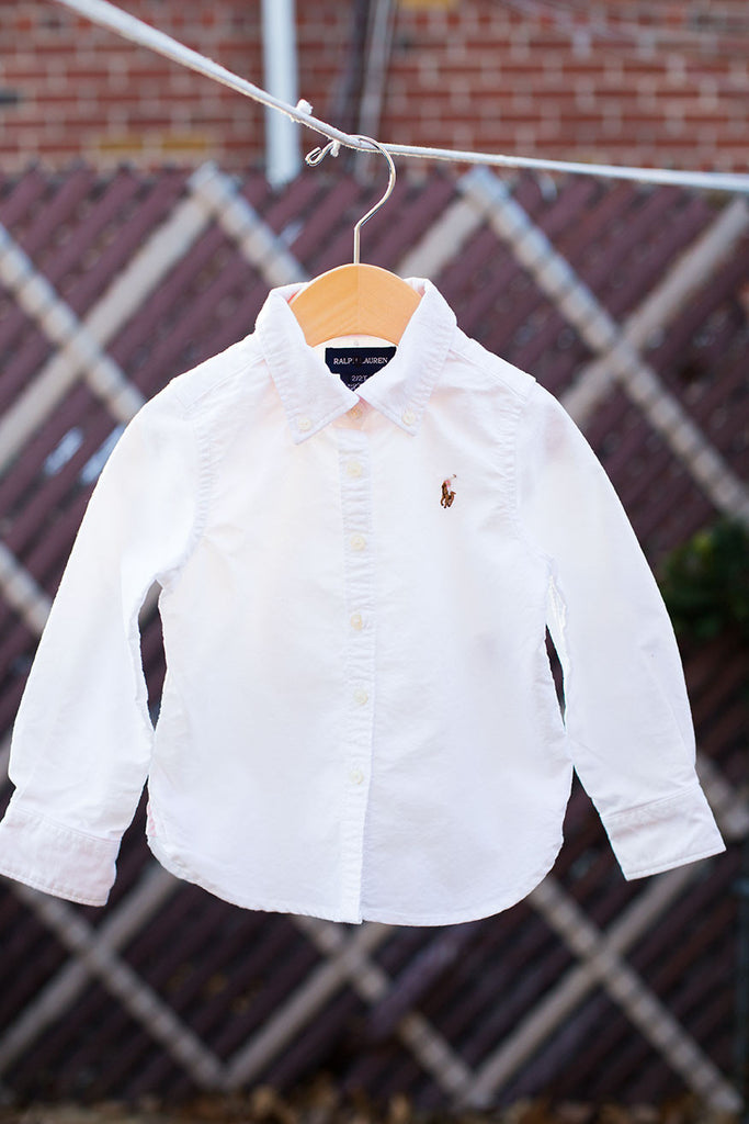 Classic Oxford Button Down Shirt