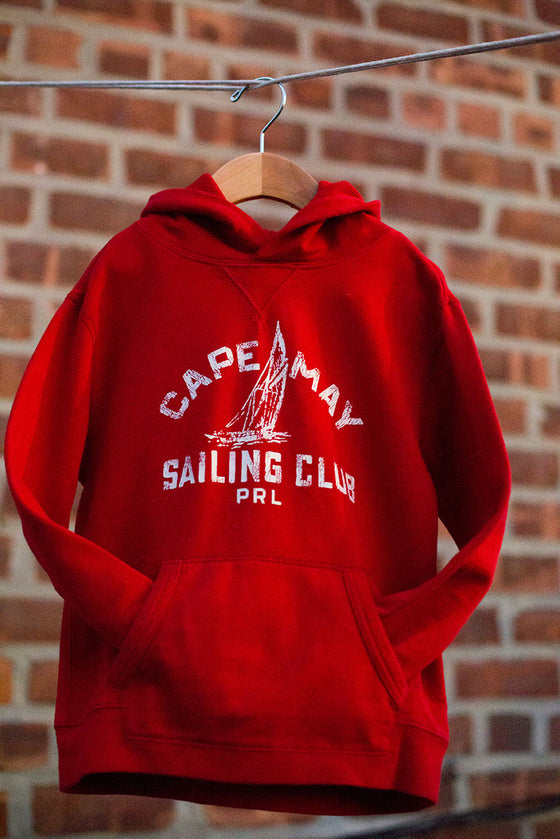 Cape May Sailing Club Hoodie
