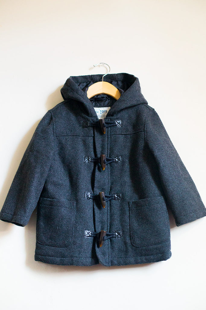 Toggle Winter Coat