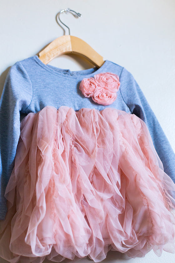 Ballerina Inspired Dress