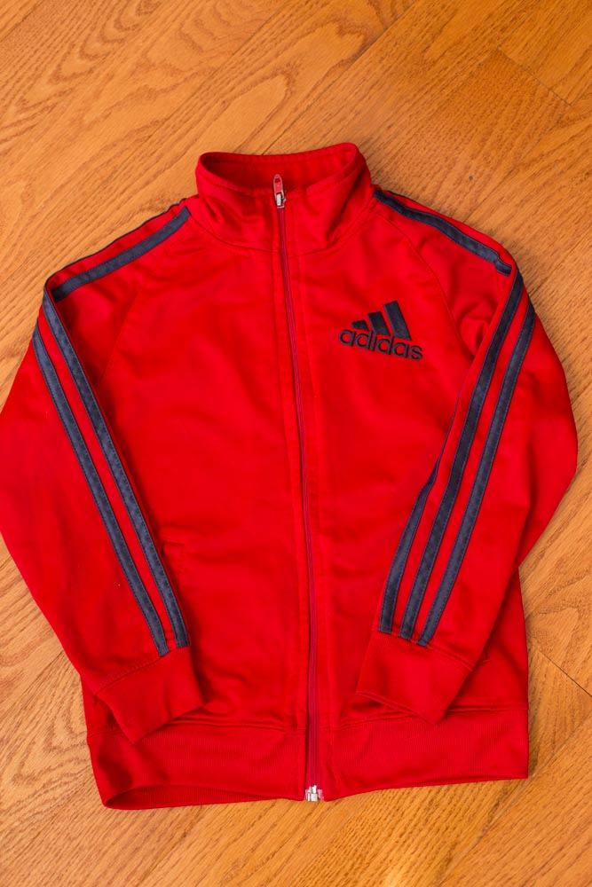 Classic Track Jacket