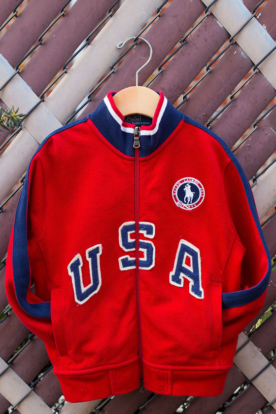 2012 USA Olympic Jacket