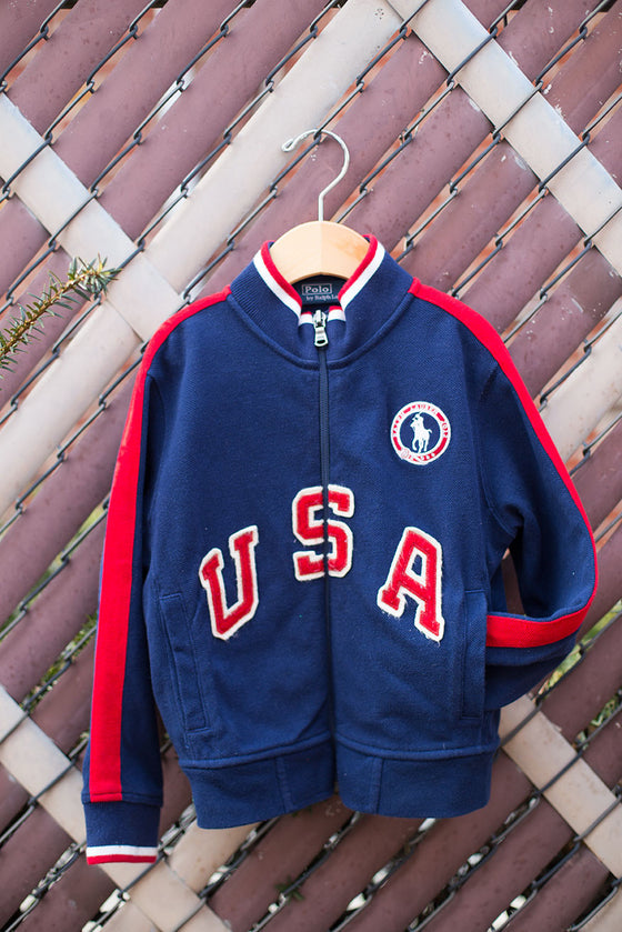 2012 Olympic USA Jacket