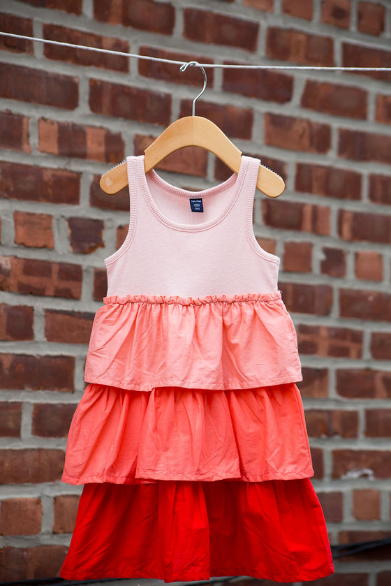 """BRAND NEW"" Ruffle Summer Dress"